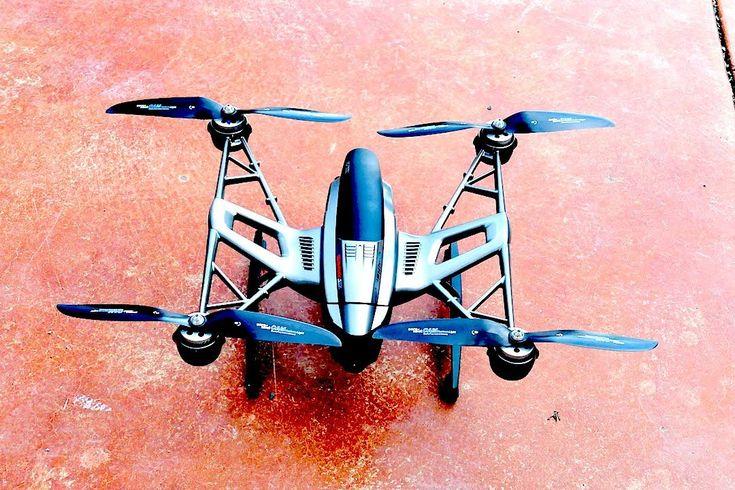 Aeronaut CAM Carbon Fibre props vs Stock for drones