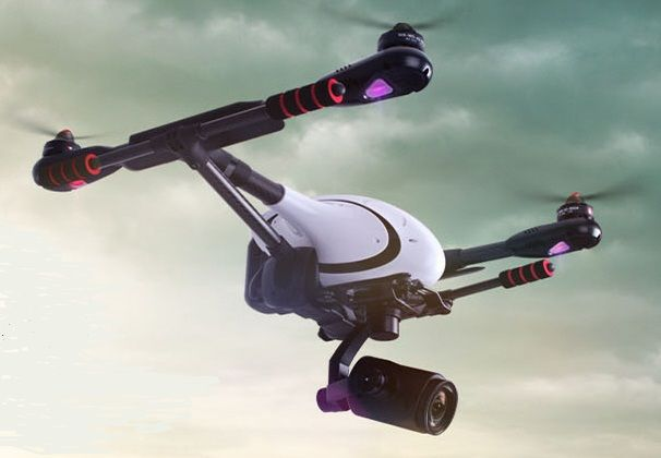 12 Top Drones With GPS, Autopilot And Camera With Low Prices