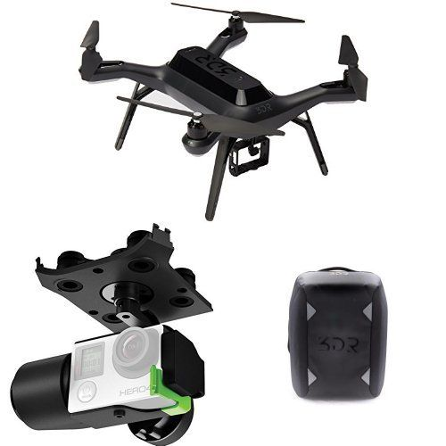 3DR Solo Drone Quadcopter w/ Gimbal and Backpack - www.midronepro.co... For the ...
