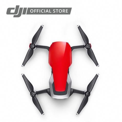 DJI Mavic Air, Flame Red Portable Quadcopter Drone #QuadcopterDronesProducts