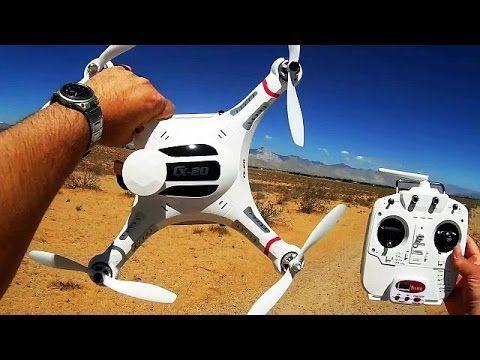 Drone Quadcopter : Cheerson CX  20 RC Quadcopter