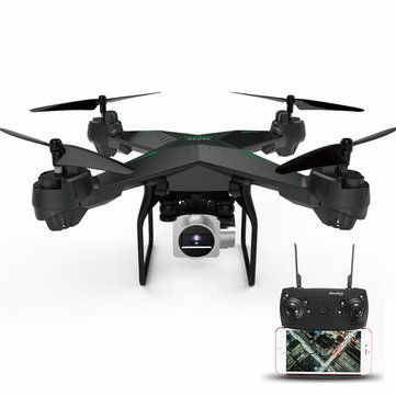 JDRC JD-10S JD10S WiFi FPV With 2MP Wide Angle HD Camera Altitude Hold RC Drone Quadcopter