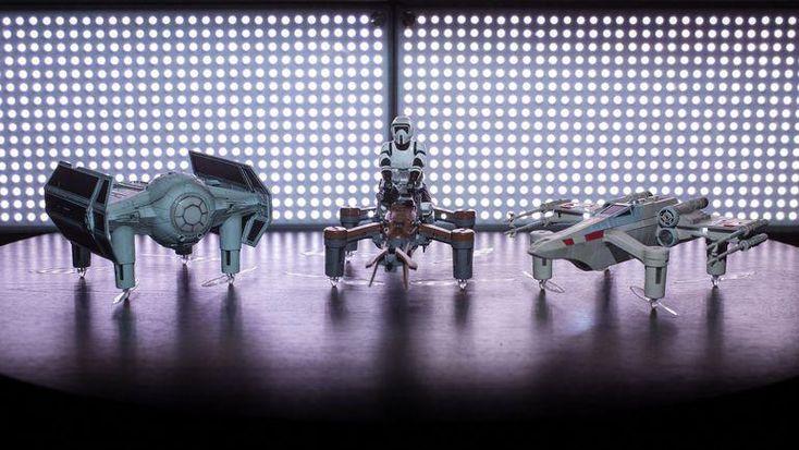 #PropelSW #StarWars #Jedi #Drones #Quadcopter #starwarsdrones #battledrone- www.propelsw.com #QuadcopterDronesProducts