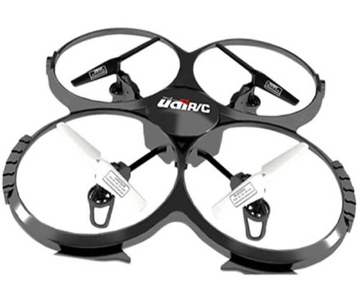 2.4GHz 4 CH 6 Axis Gyro RC Quadcopter with Camera RTF Mode 2