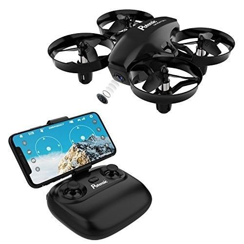 Details about Potensic Mini Drone for Kids with Camera, RC Portable Quadcopter 2.4G Remote