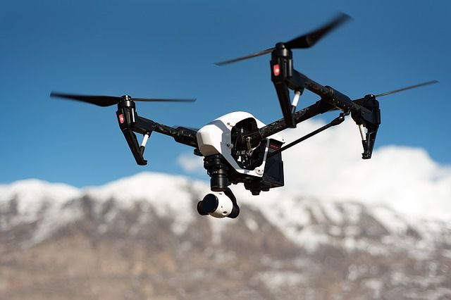 Marines using drones for target practice in new exercise