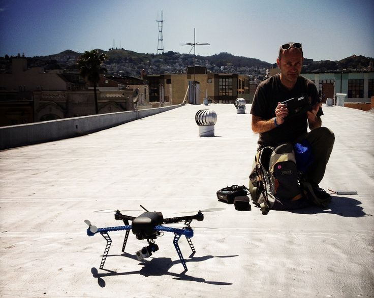 People Drone Photography : The Future of Drones: Market Prepares for Takeoff