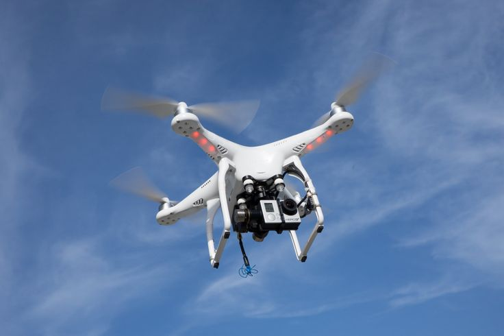 Twitter has lots of ideas for drones, patent form reveals
