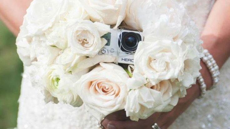 17 high-tech ways to make your wedding day even more memorable