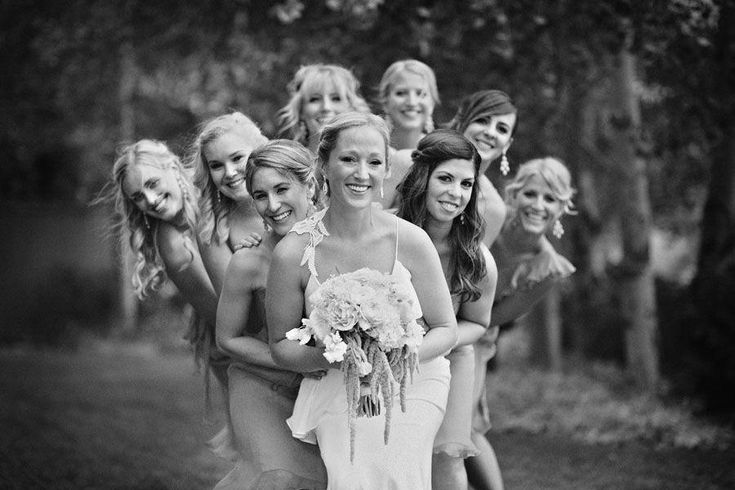 Taft and Longe Wedding | Sun Valley, Idaho | Sun Valley Magazine #weddingphoto #bridesmaids #weddingideas #dronephotoshoot