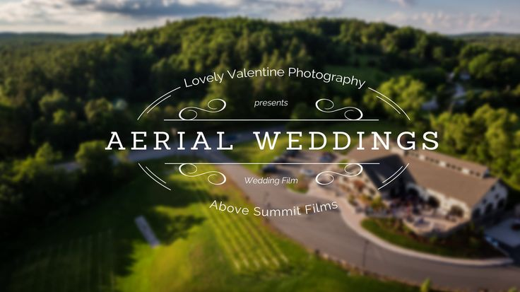 Wedding Aerial Reel