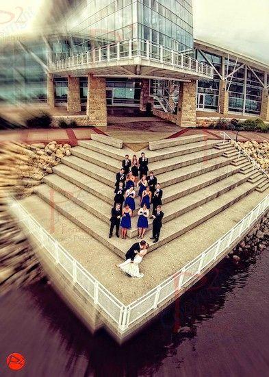 Wedding Photos...Taken By Drone?