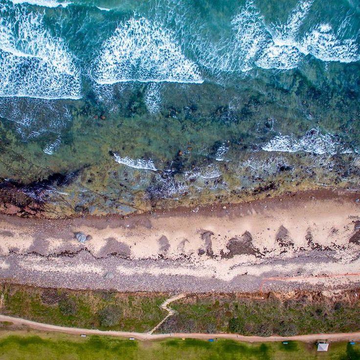 Drone Photographer Captures Stunning Aerial Photos of South Australia's Coast