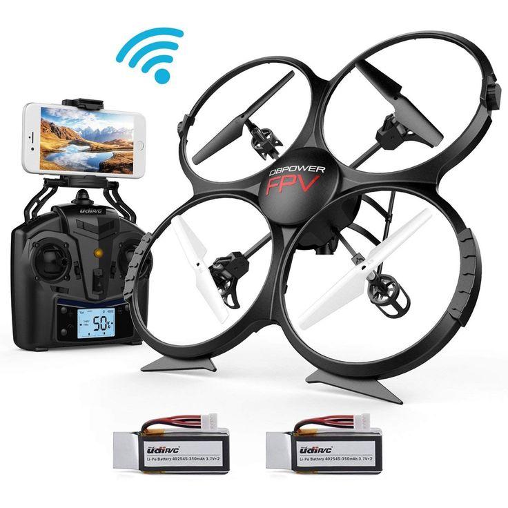 Best Drones HD Cameras