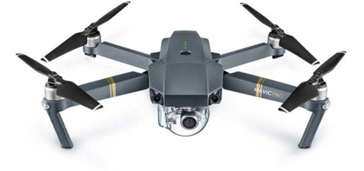 DJI Mavic Pro Drone with 4K HD Camera #QuadcopterDrones