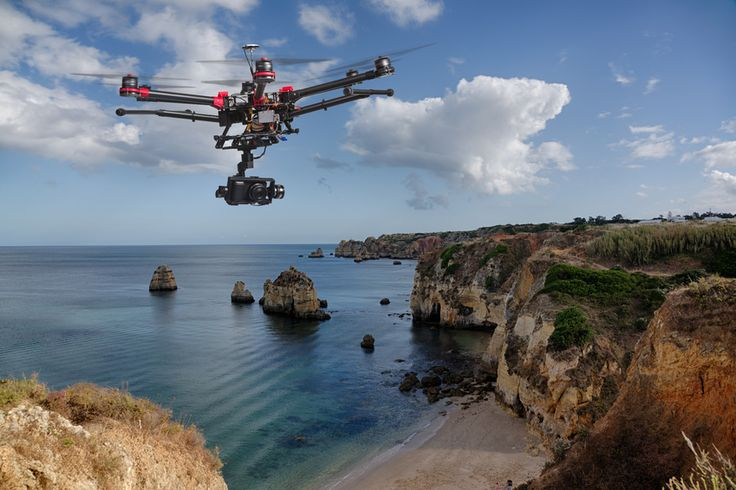 How to hire a drone operator for aerial photography & filming projects