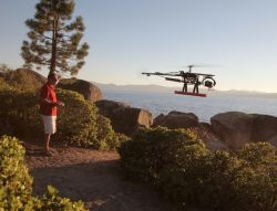 Photographer Rigs A Canon 7D to An RC Helicopter