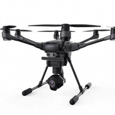 The Yuneec Typhoon-H is an advanced aerial photography and videography platform which is challenging its competitors in the drone market. #droneaerialphotography