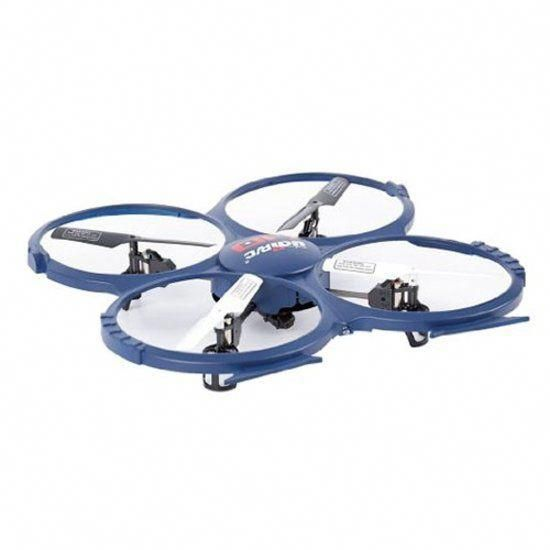 UDI U818A met Camera - Drone #droneswithacamera