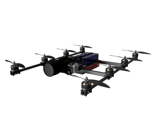 Air Control Entech - Visual Inspection UAV
