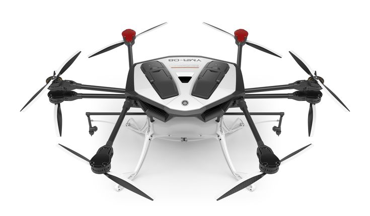 Yamaha Motor to Release YMR-08 Agrochemical Spraying Drone