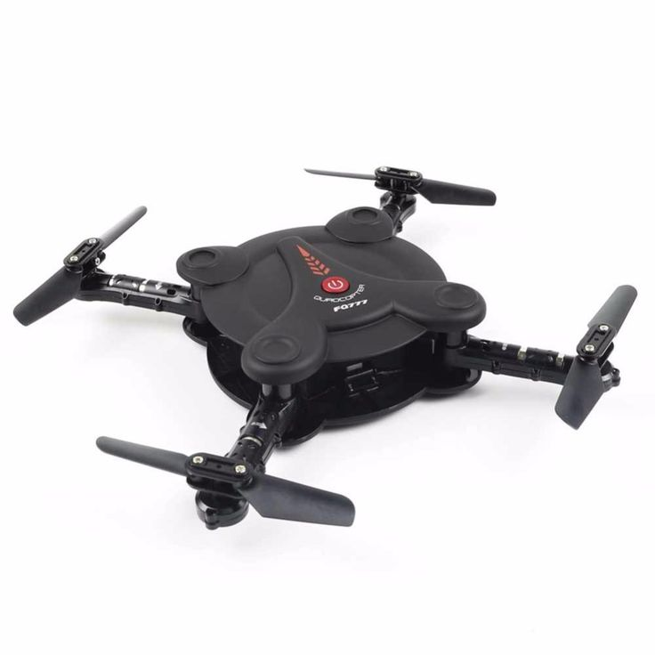 Mini Foldable Pocket Drone Quadcopter with Wifi FPV Camera