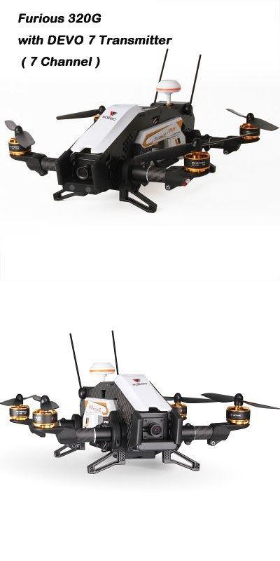 Walkera Furious 320 320G WIFI FPV Drone