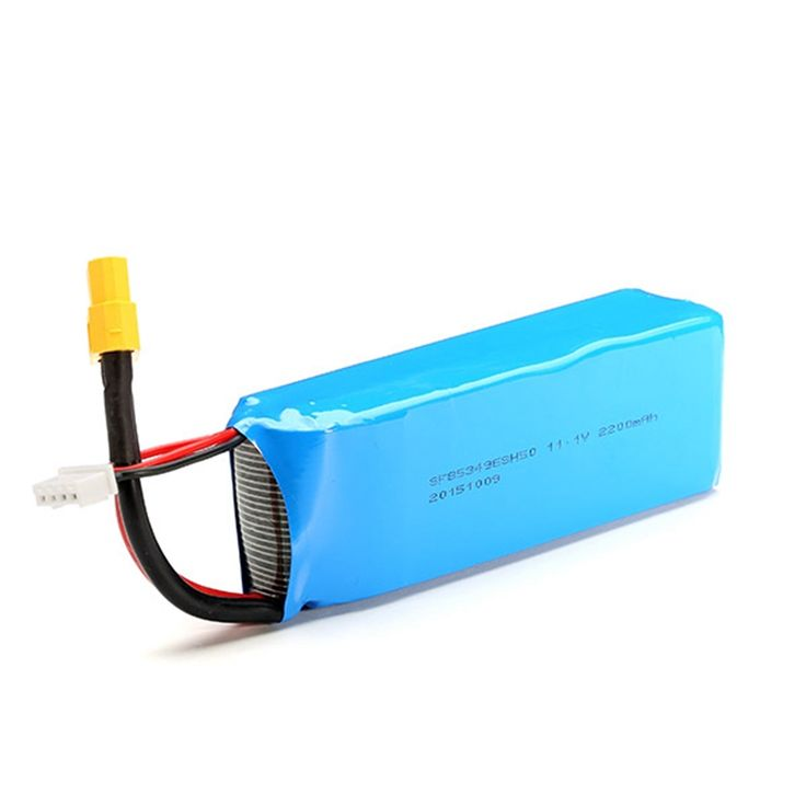 XK STUNT X350 RC Drone Quadcopter Spare Parts 11.1V 2200mAh 30C Lipo Battery Accessory Rechargeable Additional Replacement Accs