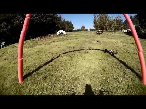 Awesome Quadcopters (Drones) Race - #Drones #Quadcopters #race