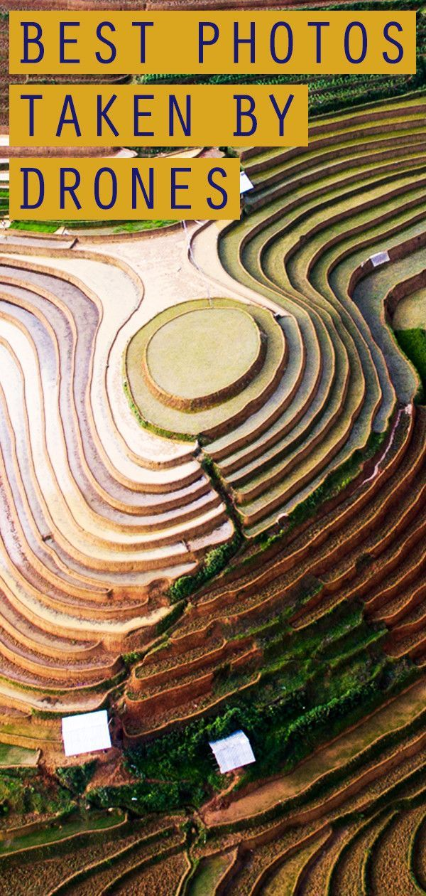 Change Your Perspective: Stunning Photos Taken by Drone Cameras