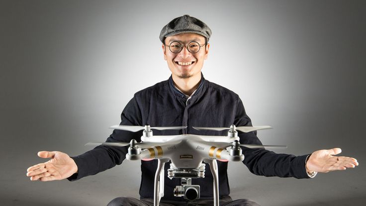 DJI first drone company to 1000 N registered airframes