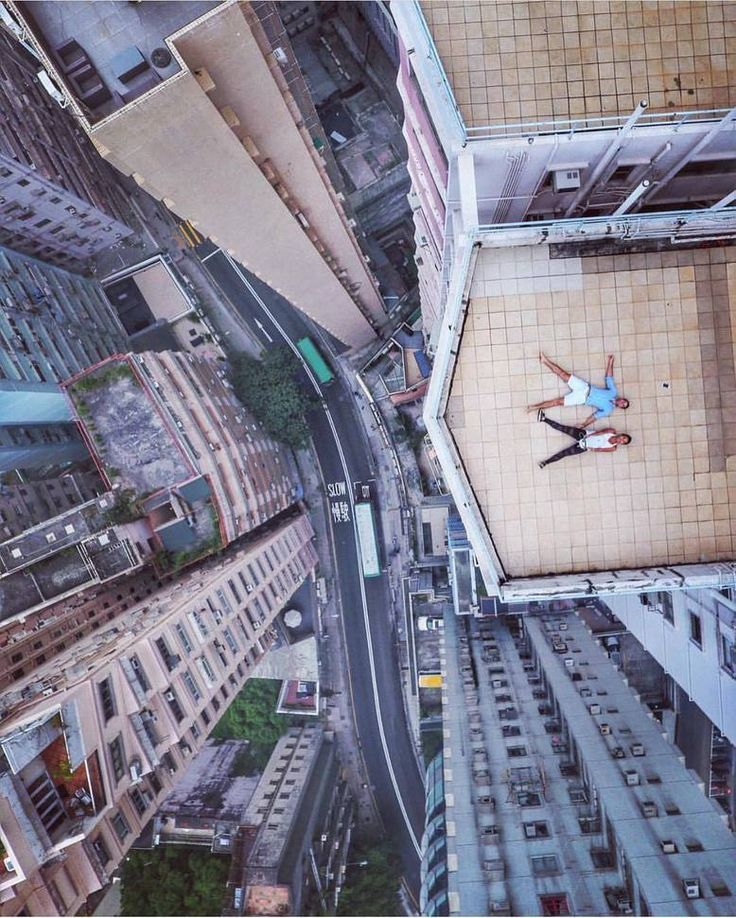 Photo Idea | Aerial Drone Shot