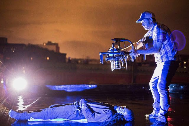 Reinventing Cinema Lighting With Drones
