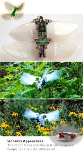 This Robotic Dragonfly Will Soon Flit Into Your Nightmares For $99