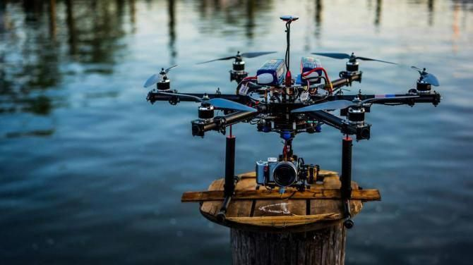 5 Reasons Why You Should Opt For Drone Photography At Your Wedding #DronePhotographypictures