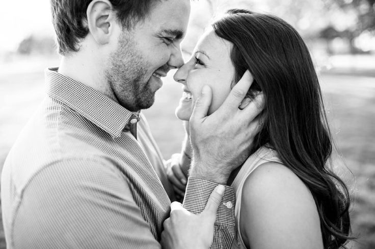 Bryce & Natalie: An Evergreen Lake Engagement Session