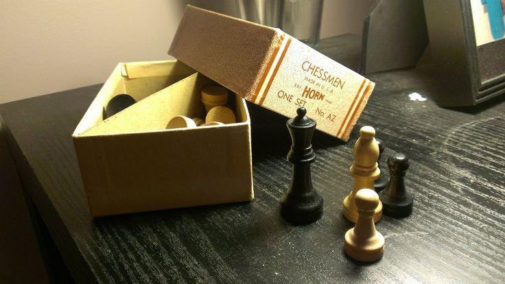 DIY Vertical Hanging Chessboard