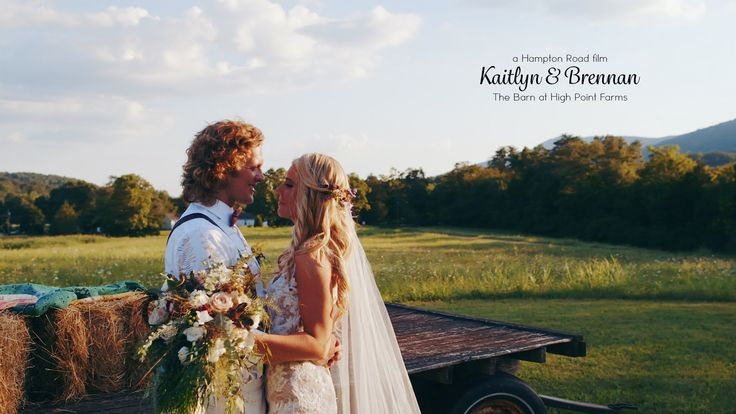 WOW! Awesome wedding... love love love her hair!   Boho Wedding with Emotional & Personalized Vows | Kaitlyn & Brennan