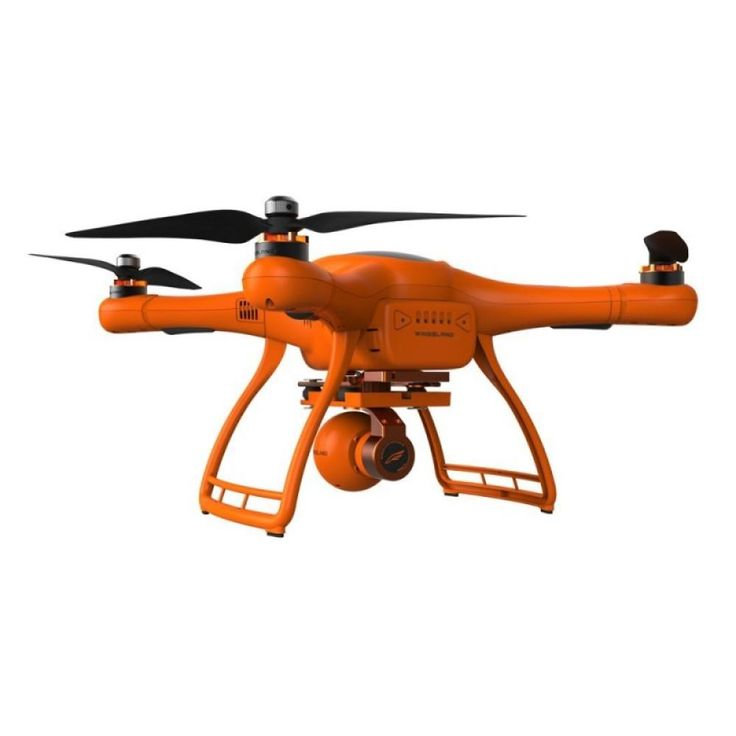 WINGSLAND M1 25mins Flight Time 5.8G FPV GPS With 1080P HD Camera 3-Axis Gimbal RC Drone Quadcopter - Mode switch