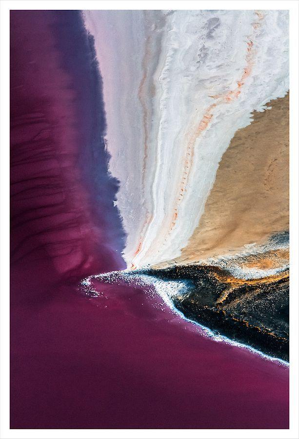 Aerial photography drone : Kati Thanda-Lake Eyre Algae Bloom-20159.jpg   Peter C...