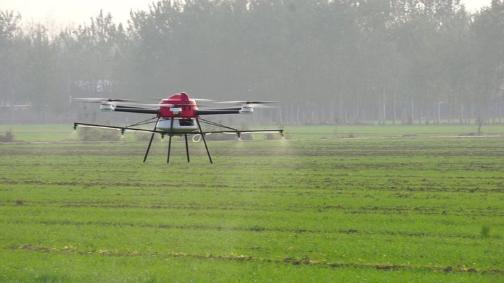 Drones finding success poisoning cocaine producing crops in Colombia
