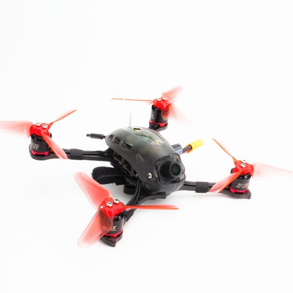 Emax Babyhawk R 3 Inch 136mm F3 Magnum 5.8G FPV Racing Drone w/ 40CH 25/200mW VTX PNP BNF