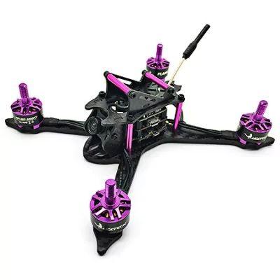 HGLRC XJB - 145 145mm Micro FPV Racing Drone - PNP