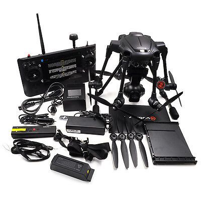 ﹩994.95. YUNEEC Typhoon H H480 Drone Quadcopter with CGO3 Gimbal 4K-Resolution HD Camera    UPC - 717850212162