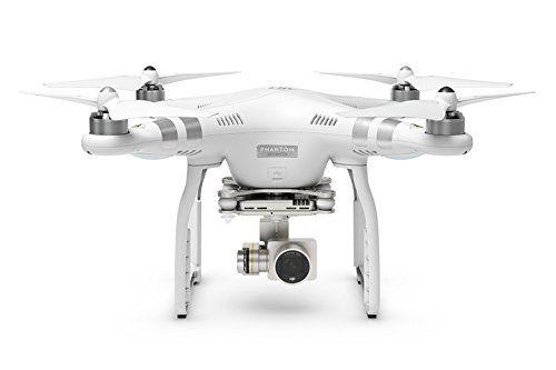 DJI Phantom 3 Professional Pro Drone Quadcopter With 4K Video Camera UHD RTF, [I...