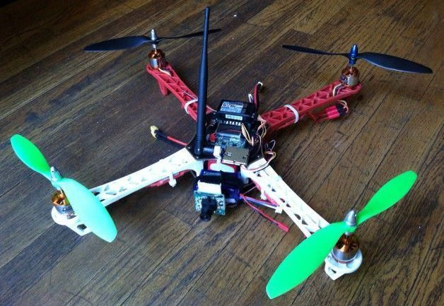 Drone Quadcopter : FPV Quadcopter #QuadcopterDrones