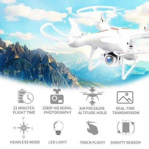 Drone Quadcopter : GLOBAL DRONE GW26 RC Training Quadcopter Drone #QuadcopterDro...