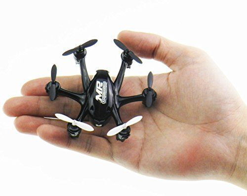 Drone Quadcopter : NiGHT LiONS TECH X800S 6 Axis Gyro Headless 2.4G Mini RC Pocket Drone Quadcopter