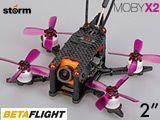 Drone Quadcopter : STORM Racing Drone (Moby-X2 / Storm Spec) #QuadcopterDrones