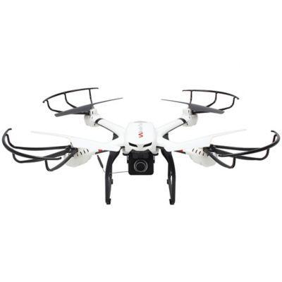 Wondertech Voyager Quadcopter Drone In White